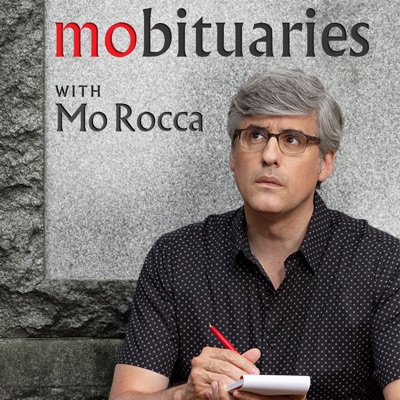 Mobituaries with Mo Rocca image