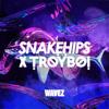 Snakehips & TroyBoi - Wavez artwork