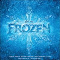 Kristen Anderson-Lopez & Robert Lopez, Idina Menzel, Kristen Bell & Christophe Beck - Frozen (Original Motion Picture Soundtrack) artwork