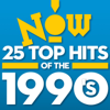 Various Artists - NOW: 25 Top Hits of the 1990's artwork