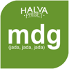 Halva Priset - MDG (Jada, jada, jada) artwork