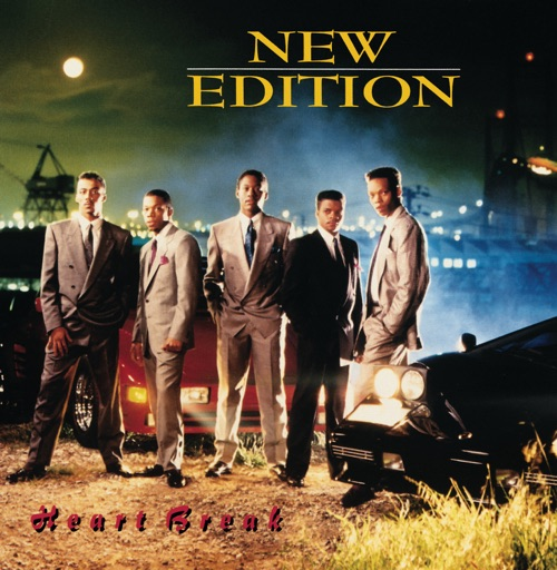 Art for If It Isn't Love by New Edition
