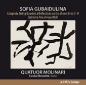 Quatuor Molinari - Rejoice!