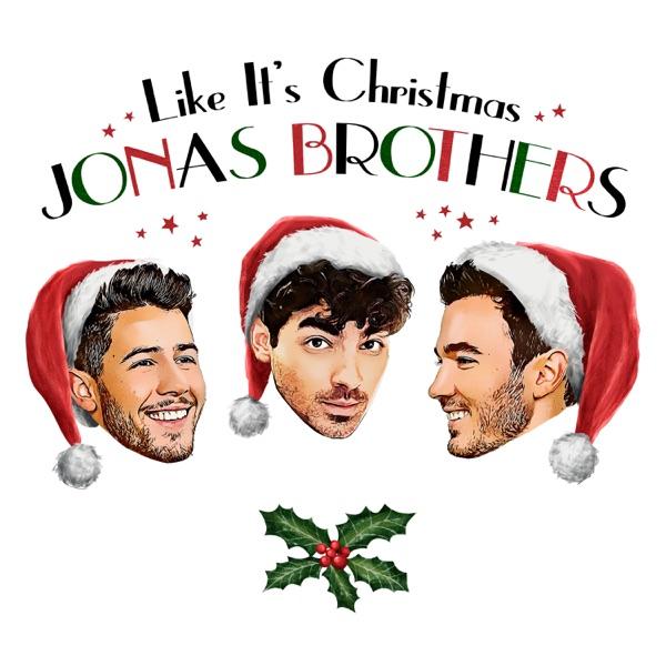 Jonas Brothers mit Like It's Christmas