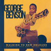 George Benson - Walking to New Orleans  artwork