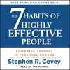 Stephen R. Covey - The 7 Habits of Highly Effective People (Unabridged)  artwork