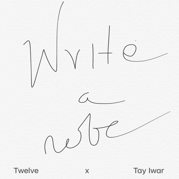 Write a Note (feat. Tay Iwar) - Single