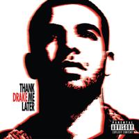 Drake - Thank Me Later artwork