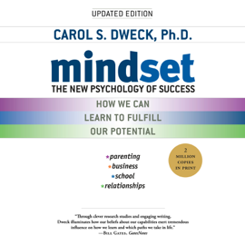 Mindset: The New Psychology of Success (Unabridged) - Carol S. Dweck MP3 Download
