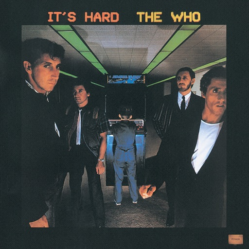 Art for Eminence Front by THE WHO