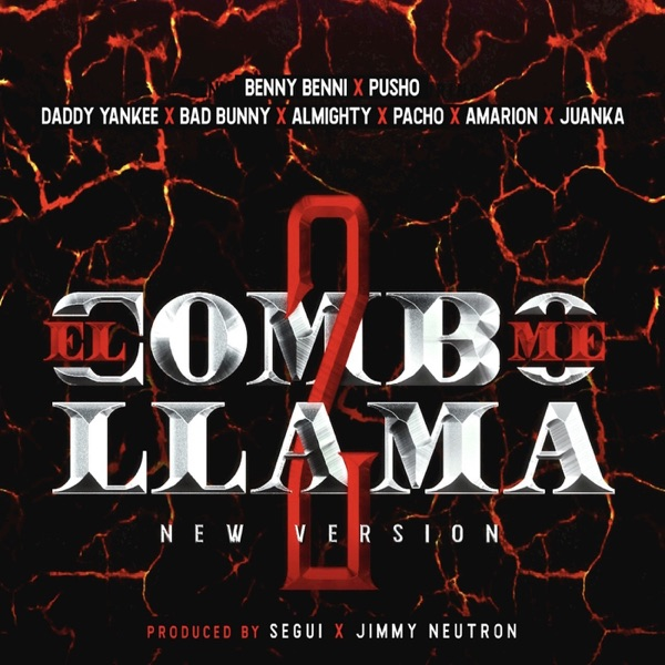 El Combo Me Llama 2.1 (feat. Almighty, Pacho, Juanka, Amarion, Bad Bunny, Daddy Yankee & Pusho) - Single