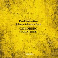 Pavel Kolesnikov - Bach: Goldberg Variations artwork