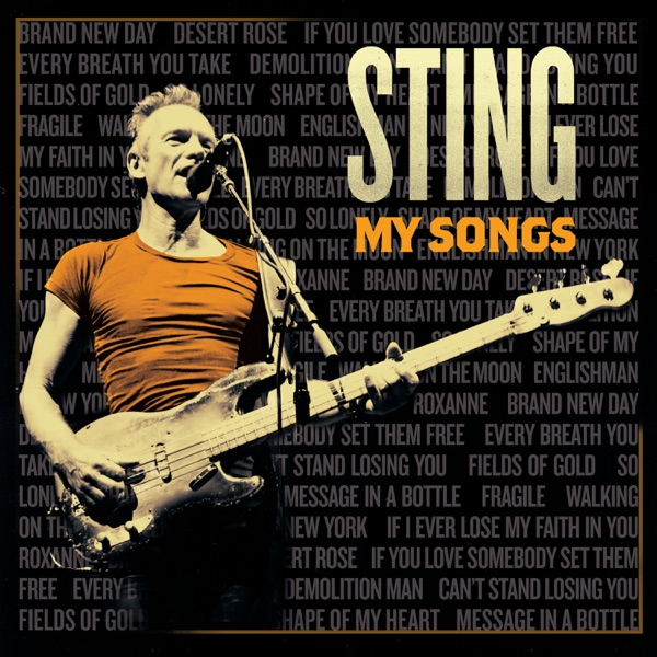 Sting  -  Desert Rose (My Songs Version) diffusé sur Digital 2 Radio