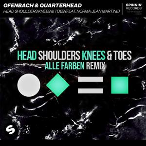 Ofenbach & Quarterhead - Head Shoulders Knees & Toes feat. Norma Jean Martine [Alle Farben Remix]