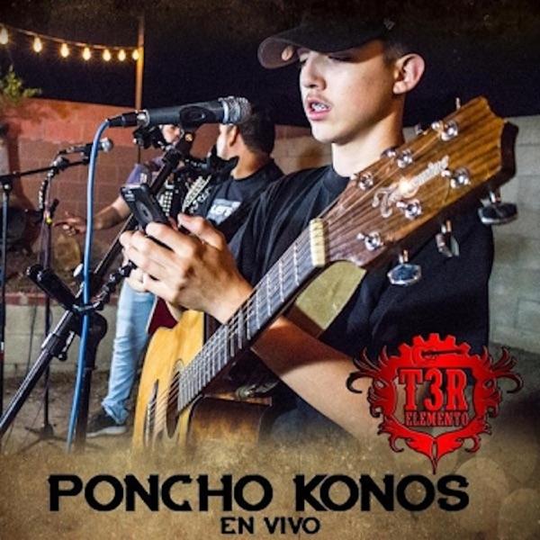 Poncho Konos (En Vivo) - Single