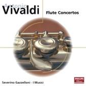 Antonio Vivaldi (Composer), I Musici (Performer), Severino Gazzelloni (Performer) - Vivaldi: Complete Flute Concertos - Disc 1 - Concerto for Flute and Strings in G, Op.10, No.6, R.437