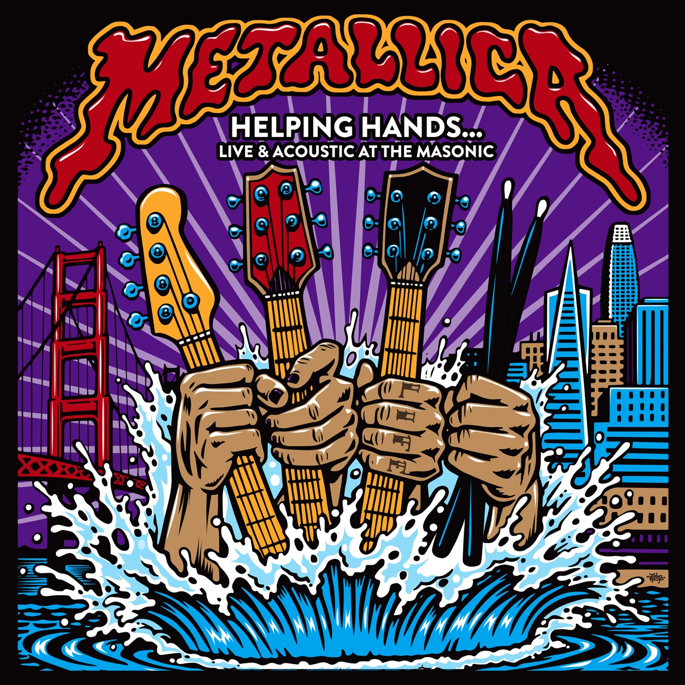 download metallica helping hands live acoustic at the masonic itunes plus aac m4a plus. Black Bedroom Furniture Sets. Home Design Ideas