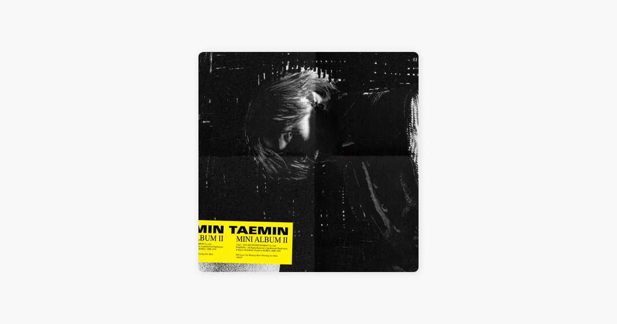 ‎WANT - The 2nd Mini Album by TAEMIN