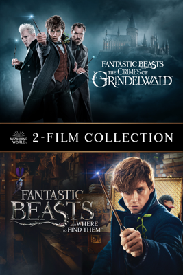 Fantastic Beasts 2-Film Collection HD Download