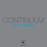 John Mayer - Continuum artwork