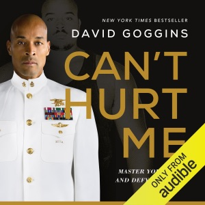 Can't Hurt Me: Master Your Mind and Defy the Odds (Unabridged) - David Goggins audiobook, mp3
