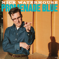 Nick Waterhouse - Promenade Blue artwork