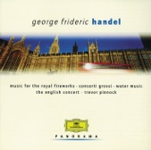 George Frideric Handel (Composer), Trevor Pinnock (Artist), Simon Preston (Artist) - Handel: Complete Organ Concertos - Handel: Harp Concerto in B flat major, Op.4/6, HWV 294