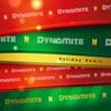 BTS - Dynamite (Holiday Remix)  artwork