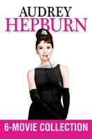 Paramount Home Entertainment Inc. - Audrey Hepburn 6-Movie Collection artwork