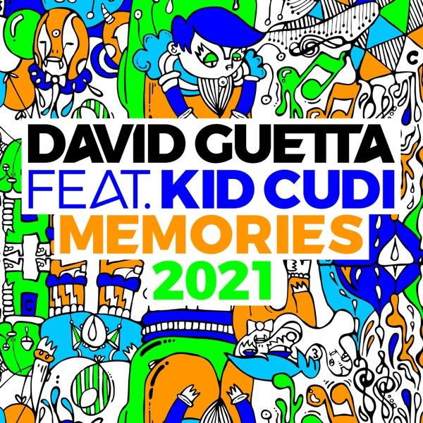 Memories (feat. Kid Cudi) [2021 Remix] - Single