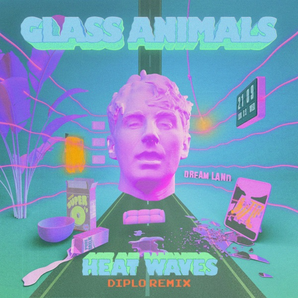 Heat Waves (Diplo Remix) - Single