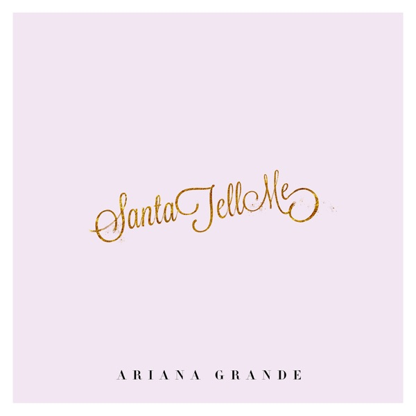 Ariana Grande mit Santa Tell Me