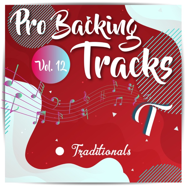 Pro Backing Tracks T, Vol.12