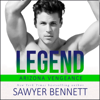 Sawyer Bennett - Legend: An Arizona Vengeance Novel (Unabridged)  artwork