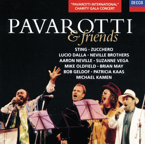 Pavarotti & Friends (Live)
