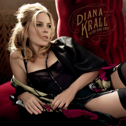 Art for When The Curtain Comes Down by Diana Krall