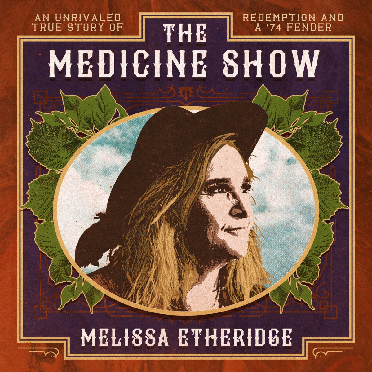 The Medicine Show Melissa Etheridge CD cover