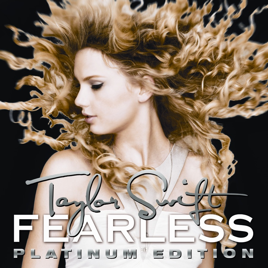Fearless Album Cover By Taylor Swift