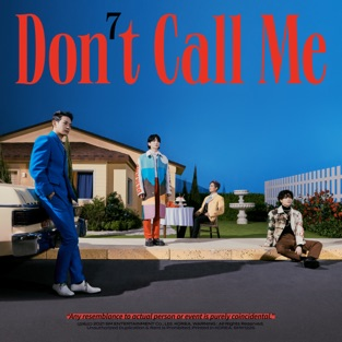 SHINee – Don't Call Me – The 7th Album [iTunes Plus AAC M4A]