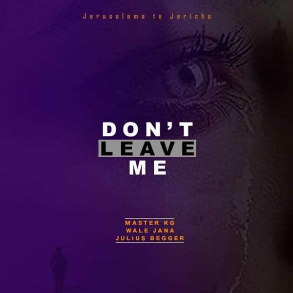 DON'T LEAVE ME (Jerusalema to Jericho) [feat. Wale Jana & Master KG] - Single