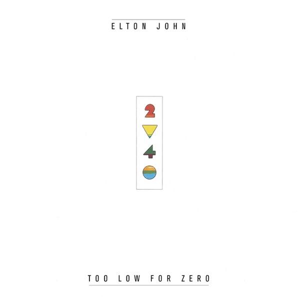 Elton John Cold As Christmas