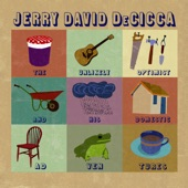 Jerry David DeCicca - Country Cookie (feat. Augie Meyers, Eve Searls, Jovan Karcic, Canaan Faulkner, Frank Rodarte & Don Cento)