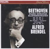 "Alfred Brendel - Beethoven: Piano Sonata No.18 in E flat, Op.31 No.3 -""The Hunt"" - 1. Allegro"