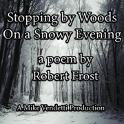 Stopping by Woods on a Snowy Evening (Unabridged)