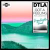 DTLA - Got a Feeling (feat. Luke Antony) [BoogieKnights Remix] artwork