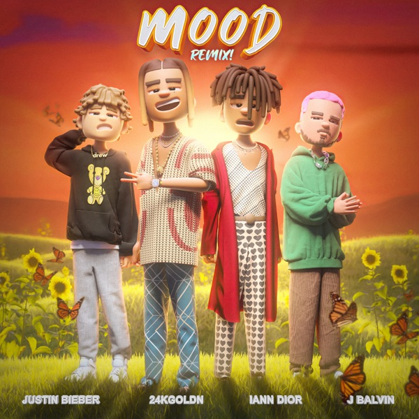 Mood (Remix) - Single