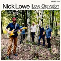 ニック・ロウ - Love Starvation / Trombone - EP artwork