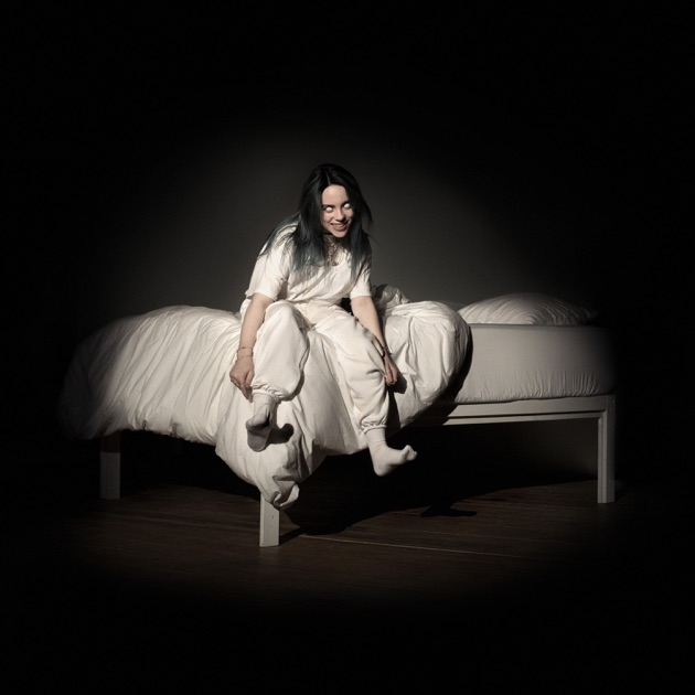 Image result for billie eilish when we all fall asleep itunes