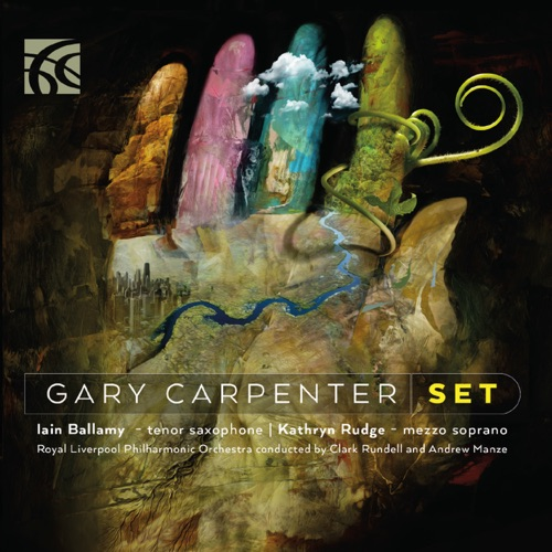 Iain Ballamy, Sophie Hastings, Royal Liverpool Philharmonic Orchestra & Clark Rundell - SET, Concerto for Tenor Saxophone and Orchestra: IV. Love and Kisses