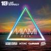 Miami 2014 (Mixed by Carnage, MYNC, Sunnery James & Ryan Marciano, Wayne & Woods)